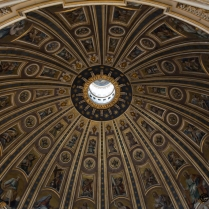 Saint Peters Dome Looking Up