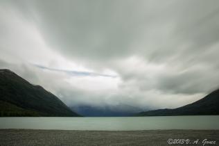 Kenai Lake Storm on the Way